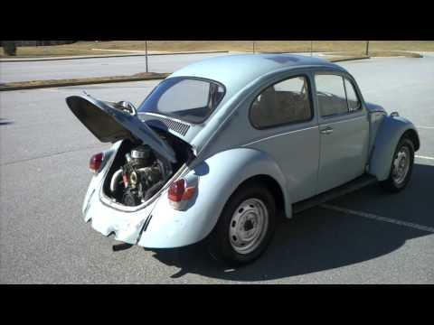 1968 Volkswagen Beetle For Sale
