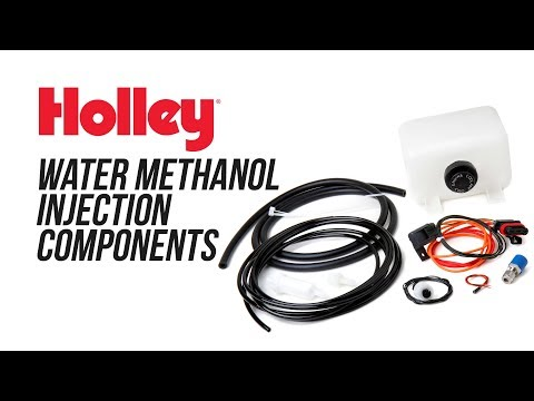 Holley Water Methanol Injection Components
