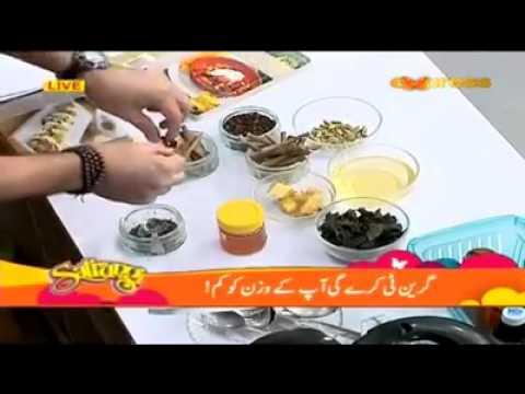 Best home made tea to reduce weight/Dr. khurram
