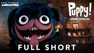 Puppy! A Hotel Transylvania Short Film (Full) | Sony Pictures Animation