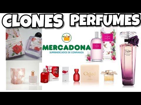 De mercadona equivalencias 2020 perfumes