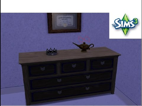 The Sims 3: How To Get Infinite Wishes From Genie Lamp