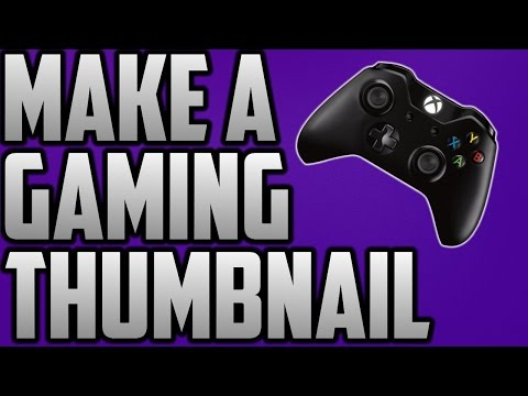 How To Make A FREE Gaming Thumbnail With Paint.net