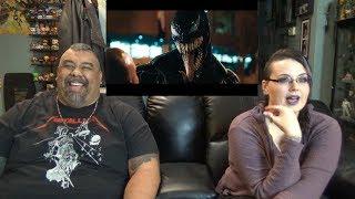 Venom #1 Trailer Reaction