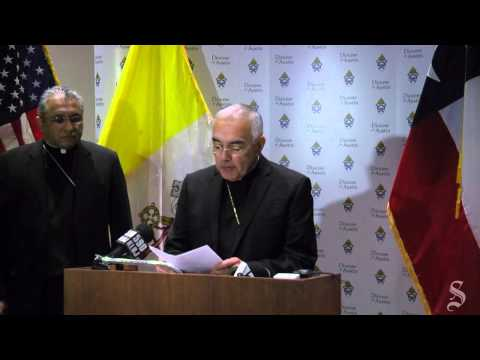 Austin diocese's Bishop Vasquez issues statement on same-sex marriage ruling