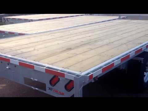 K-Trail Deck-Over trailers