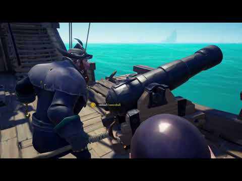Sea of Thieves - First Play - Collecting the GOLD!