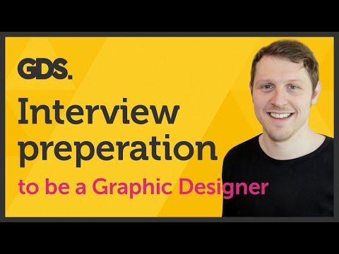 Interview preparation to be a Graphic Designer?  Ep39/45 [Beginners guide to Graphic Design]
