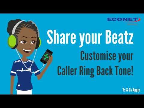 #ShareYourBeatz with a Customized Caller Ring Back Tone!