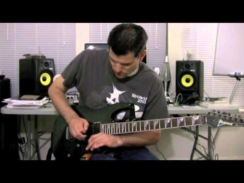 Guitar Trick: How to do the Joe Satriani