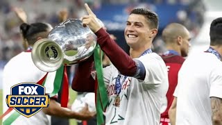 Winning this cup could be huge for Cristiano Ronaldo