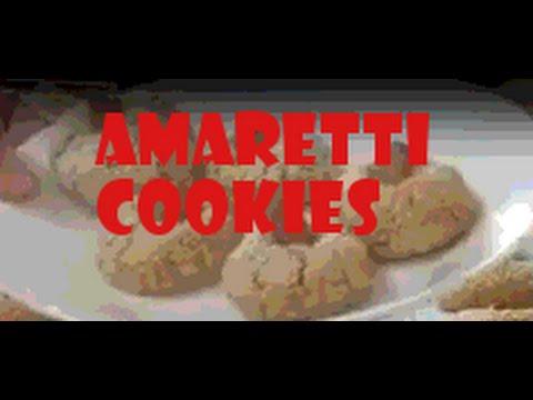 DELICIOUS Amaretti Cookies!!