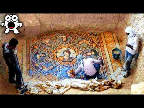 Top 10 Most Amazing Ancient Treasures Unearthed