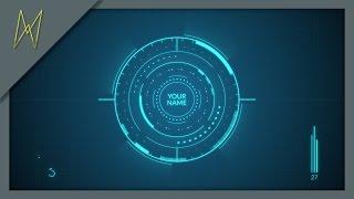 Gold Trap Visualizer || AFTER EFFECTS CS6 - PakVim net HD