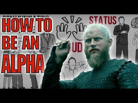 how to become an alpha male(6 alpha male traits)