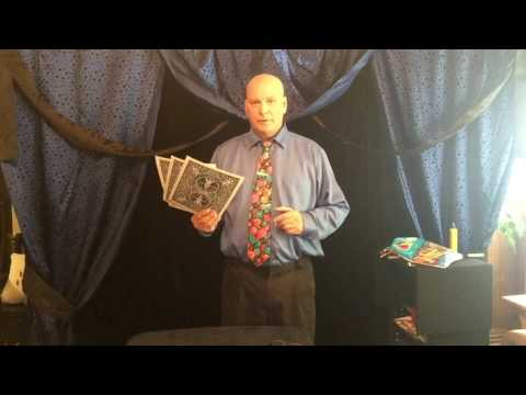Rick Hessler. A version of the. library card magic trick
