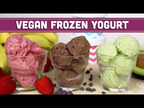 Vegan Frozen Yogurt - Mind Over Munch