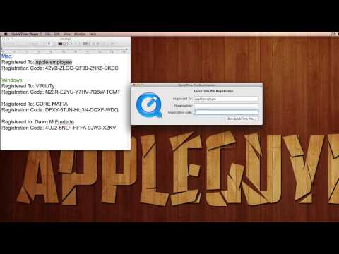 How To Get Quicktime 7 Pro For Free (Mac & Windows)