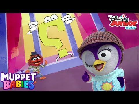 I'm On the Case Music Video   Muppet Babies   Disney Junior