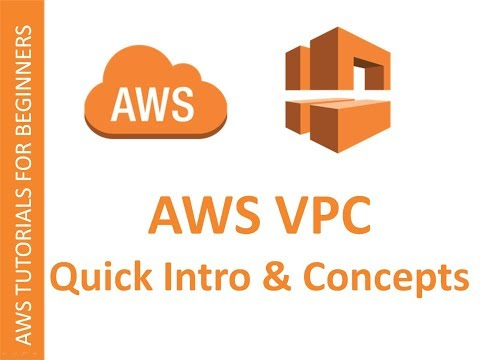 Amazon VPC  | Quick Introduction and Basic Concepts
