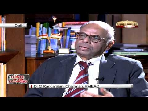 State of the Economy with Dr. C Rangarajan