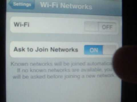 iphone wifi problem wont detect any wifi networks