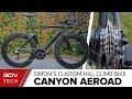 Sis Custom Canyon Aeroad Hill Climb Bike