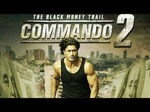 Commando 2 Full Movie Download & Online Watch (1080p HD) - 2017