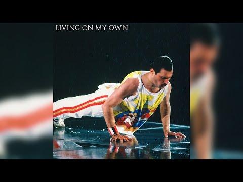 Freddie Mercury - Living On My Own (Cover) + LYRICS