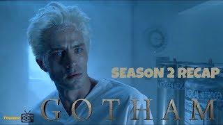 Gotham Season 2 Recap
