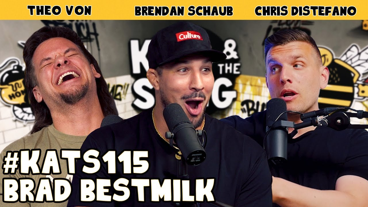Brad Bestmilk | King and the Sting w/ Theo Von & Brendan Schaub #115