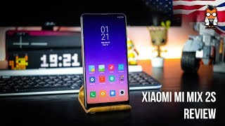 Xiaomi Mi Mix 2S Review - Great camera and more flagship than before