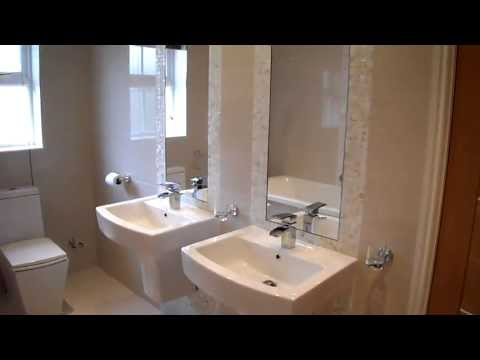 Passionate About Tiling Polished rectified porcelain Bathroom
