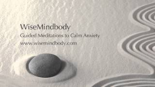 Mindfulness Meditation to help Relieve Anxiety and Stress