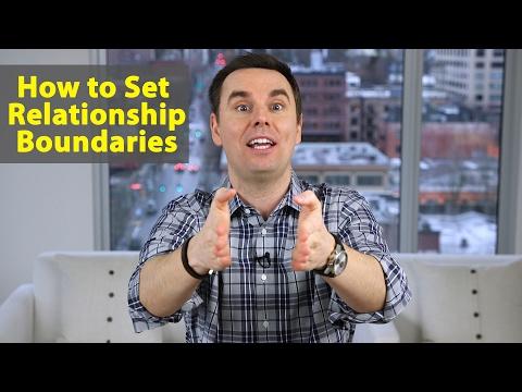 Creating Boundaries in Relationships