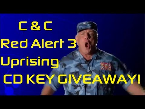 [CLOSED]Command and Conquer Red Alert 3 - Uprising Origin CD-Key Giveaway