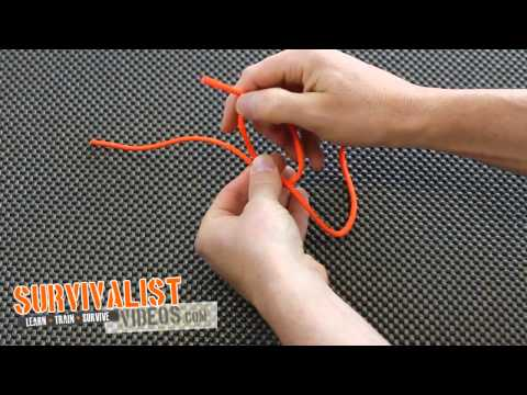 How to Tie Most Secure & Useful Knot of All Time Bowline