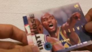 1995 Skybox Emotion Basketball Pack Break