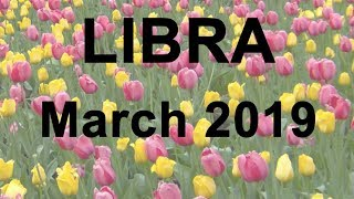 Libra March and April 2019 ~ Walking away   transformation