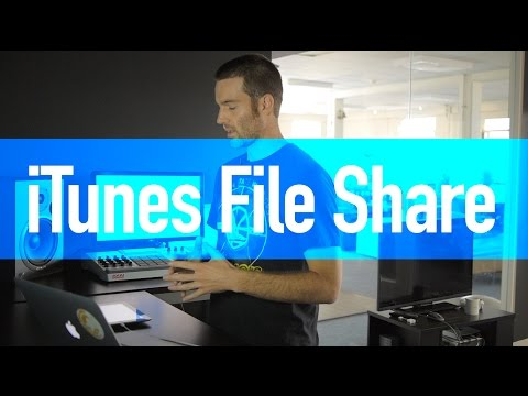 How Do It: Use iTunes File Sharing with AudioCopy