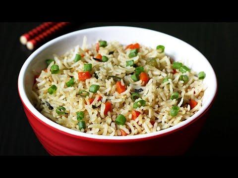 Veg fried rice recipe | How to make veg fried rice