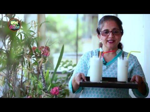 Vanilla Milkshake Recipe - How To Make Milkshake At Home By Seema - Valentine's Day Special Recipe