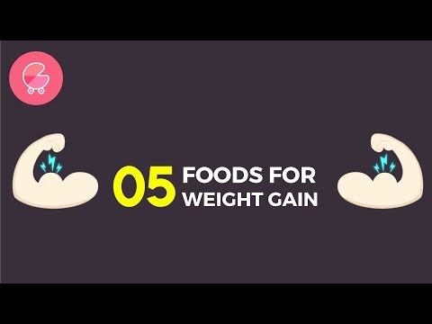 5 Effective Weight Gain Foods For Babies | Babygogo