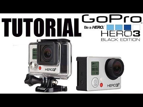 Tutorial GoPro Hero 3 Black Edition, acessórios e dicas de uso - melhor action camera