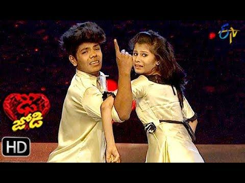 Xxx Mp4 Ritik And Tanvi Performance Dhee Jodi 13th February 2019 ETV Telugu 3gp Sex