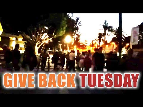 Giving Back Every Tuesday by Feeding the Homeless in Santa Ana