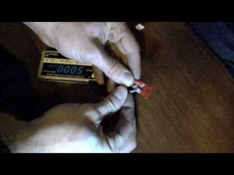 10 Amp Fuse Blows At 960FPS 40 Times slower