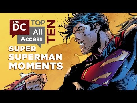 Xxx Mp4 Top 10 Super Superman Moments DCAA 3gp Sex