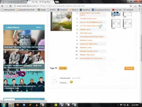 BitTorrent Tutorial - How to download Full music Albums