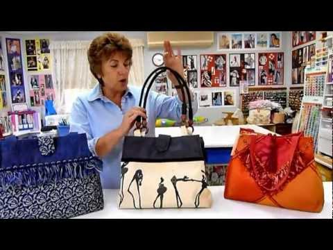 Kerry Bag Pattern Sewing Bags Maree Pigdon Bag Making.mpg